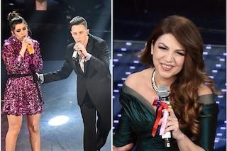 """Federica Carta e Shade cantano con Cristina D'Avena """"Senza farlo apposta"""" a Sanremo 2019"""