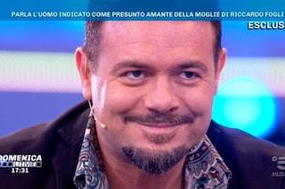 """Il presunto amante della moglie di Riccardo Fogli: """"Ho una famiglia, questa storia è dolorosa"""""""