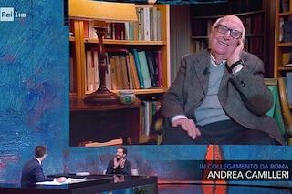 """Andrea Camilleri e la polemica sui migranti: """"Prima avevamo più cuore"""", e ringrazia Roberto Saviano"""