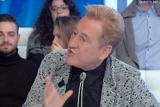 """Dario Salvatori: """"Giuria di qualità a Sanremo? Incompetenti, si è passati dai premi Oscar al cuoco"""""""