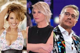 'Live non è la D'Urso', il serale di 'Amici' e 'Ciao Darwin': quando iniziano i programmi di Canale5