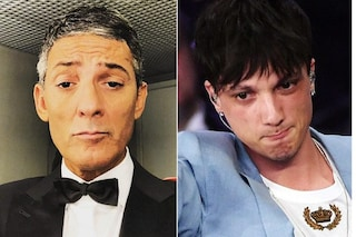 """Ultimo diserta l'ospitata da Fiorello, lui: """"Sbagli, ho fatto lo stesso errore a Sanremo 2001"""""""