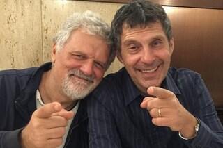 """Fabio Frizzi: """"Mio fratello Fabrizio voleva condurre il Festival di Sanremo, lo meritava"""""""