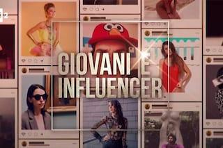 """""""Giovani e influencer"""",da martedì 12 febbraio 2019 le storie di chi guadagna con il web"""