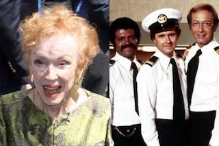 È morta Jeraldine Saunders, la creatrice di 'Love Boat' aveva 96 anni