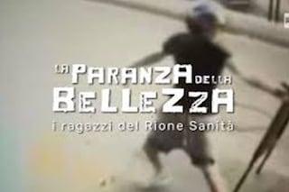 """""""La paranza della bellezza"""", il docufilm sui ragazzi del Rione Sanità in onda il 20 febbraio su Rai2"""