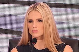 """Michelle Hunziker: """"Via da Adrian per l'assenza di Celentano, impossibile lavorare così"""""""