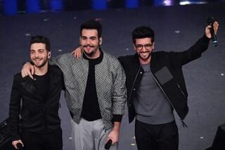 Il Volo vince il Festival di Sanremo 2019 secondo i lettori Fanpage.it