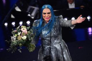 """Lorena Bertè dopo Sanremo: """"Fuori dal podio, un'ingiustizia. Volevo vincere per mia sorella Mimì"""""""
