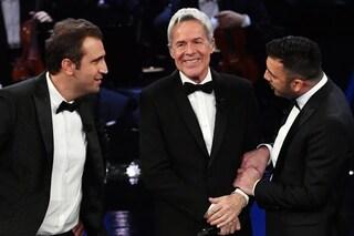 """Pio e Amedeo a Sanremo 2019 fanno il verso ad Adrian: """"Un cartone in cui non si capisce niente"""""""