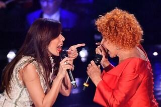 """Virginia Raffaele: """"Con Ornella Vanoni il momento più rock del mio Sanremo, lei è pazzesca"""""""