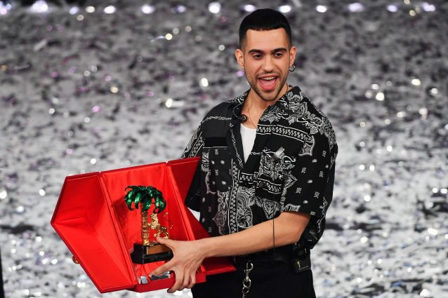 Il sardo Mahmood vince il festival di Sanremo