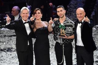Sanremo 2019, perché ha vinto Mahmood nonostante avesse solo il 14% di voti da casa