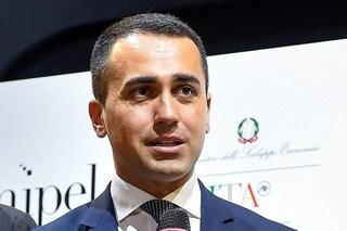 """Luigi Di Maio: """"Solo televoto a Sanremo 2020, distanza abissale tra popolo e radical chic"""""""