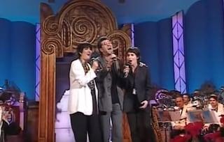 Mia Martini, Giorgia e Michele Zarrillo: l'ultima apparizione di Mimì in Tv nel 1995