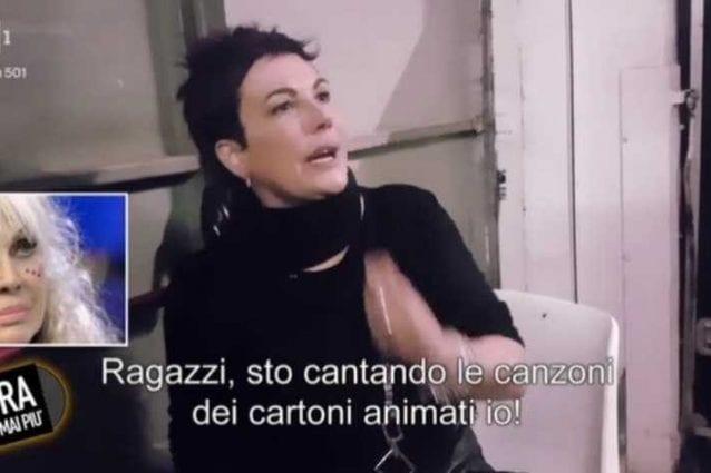 Donatella Rettore e Milani: