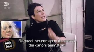 """Caos a Ora o Mai Più, Donatella Milani contro Donatella Rettore: """"Voglio esibirmi da sola"""""""