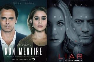 Non mentire è il remake della serie inglese Liar: ecco la trama completa e come finisce