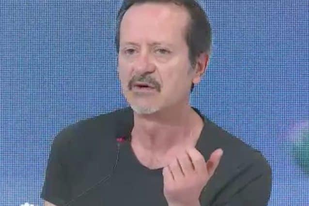 Sanremo 2019, Rocco Papaleo contro Belen Rodriguez in conferenza stampa