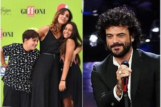 """Francesco Renga: """"Ringrazio Ambra, abbiamo messo i figli al centro del nostro rapporto"""""""