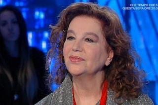 """Stefania Sandrelli commossa per Gino Paoli: """"Mi sono innamorata vedendolo cantare La Gatta in tv"""""""