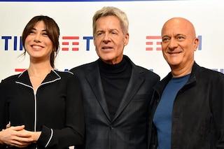 """La conferenza della prima puntata del Festival di Sanremo 2019: """"Stasera finiremo all'1.15"""""""