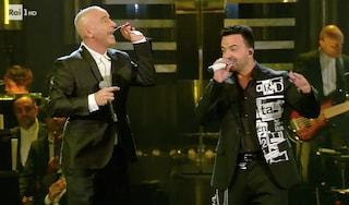 """Sanremo 2019, problemi d'audio anche per Eros Ramazzotti: """"Non sento"""""""