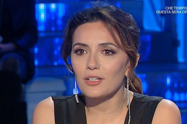 Serena Rossi, proposta di matrimonio in diretta a