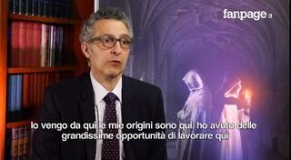 """'Il nome della rosa', Turturro: """"Libro di Eco mi ha aiutato. L'amore per l'Italia? Io sono di qui"""""""