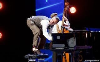 Antonio Sorgentone è il vincitore di Italia's Got Talent 2019, trionfa il pianista acrobata