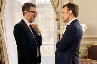 Fabio Fazio intervista Emmanuel Macron: colpaccio per Che tempo che fa, il pubblico si divide
