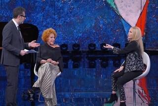 """""""Da dove vengo? Non ricordo"""", Ornella Vanoni e Patty Pravo da Fazio sono semplicemente meravigliose"""