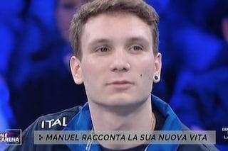 """Manuel Bortuzzo in tv dopo gli spari: """"La definiscono una ragazzata, io pensavo sarei morto"""""""