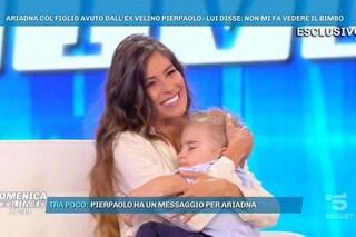 """Ariadna Romero: """"Pierpaolo Petrelli non c'era quando avevo bisogno. Ora siamo in buoni rapporti"""""""