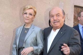 """Lino Banfi: """"Con i medici stiamo cercando di arginare l'Alzheimer di mia moglie, non mi arrendo"""""""
