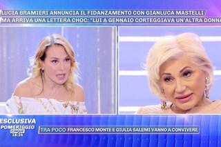 """Barbara D'Urso """"indaga"""" su Gianluca Mastelli: """"Sono in contatto con la redazione di Uomini e Donne"""""""