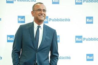 """Carlo Conti su Rai e politica: """"Faccio il giullare, se variano i Governi a me non cambia nulla"""""""