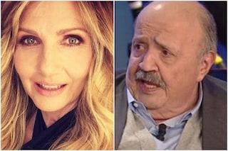 """Maurizio Costanzo su Lorella Cuccarini: """"Ognuno faccia il suo mestiere, attenta a quello che dice"""""""