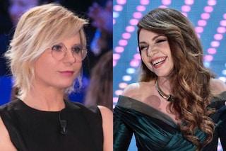"""Cristina D'Avena: """"Amo Maria De Filippi, vorrei far parte della squadra del serale di 'Amici'"""""""