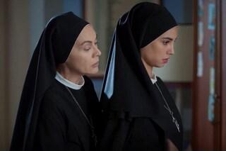 """Anticipazioni 'Che Dio ci aiuti 5', Azzurra in abito da suora: """"Sembro calva"""" (VIDEO ESCLUSIVO)"""