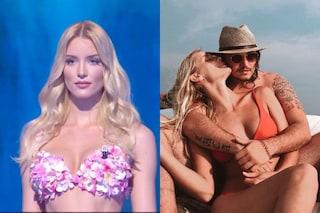Ciao Darwin 8, Ema Kovac è Madre Natura nella prima puntata: è fidanzata con Luca Lanticina