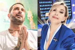 """Barbara D'Urso: """"Non ho invitato Fabrizio Corona a 'Live' per santificarlo, lui lo sa"""""""