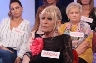 """Uomini e Donne anticipazioni, Gemma Galgani a cena con Stefano che confessa: """"Non starei mai con te"""""""