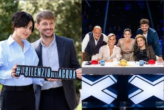 """Ottimi ascolti per la prima de """"Il Silenzio dell'acqua"""", boom di """"Italia's Got Talent"""" su Tv8"""