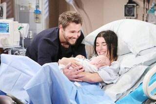 Beautiful, anticipazioni 17 - 23 marzo: Liam lascia Hope e torna con Steffy per amore di Kelly