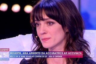 Si è riusciti a far piangere Asia Argento in tv, atroce il prezzo da pagare per la prima serata
