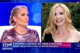 """Heather Parisi su Lorella Cuccarini: """"Parli di ciò che sa, non possiamo dare messaggi sbagliati"""""""