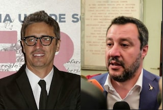 """""""Salvini bimbominkia"""", il ministro risponde a Pif: 'Chi pensa solo a insultarmi si faccia una vita"""""""