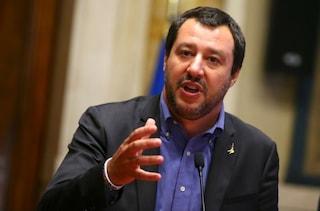Matteo Salvini ovunque in Tv, è lui il politico che parla di più nei Tg e talk show politici