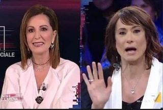 """Daniela Santanché contro Luxuria: """"Se vuoi essere donna, operati. Per me oggi resti maschio"""""""